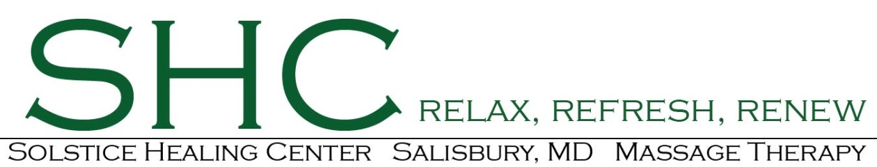 Solstice Healing Center – massage therapy in Salisbury, MD